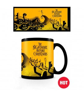 Mug Thermoréactif Graveyard NBX