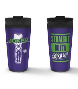Travel Mug The Joker Straight Outta Arkham