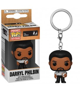 Pocket Pop! Keychain - Darryl Philbin