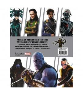 Marvel Studios - L'Encyclopédie des Personnages