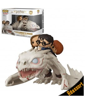 Pop! Rides Harry, Hermione & Ron Riding Gringotts Dragon [93]