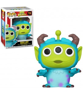 Pop! Sulley (Alien Remix) [759]