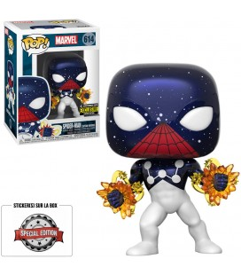 Pop! Spider-Man (Captain Universe) Edition Limitée [614]