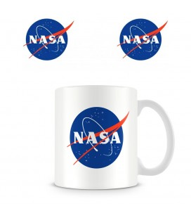 Mug Logotype Nasa