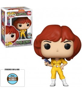 Pop! April O'Neil Specialty Series [34]