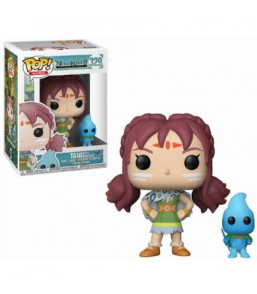 Pop! Tani with Higgledy [329]