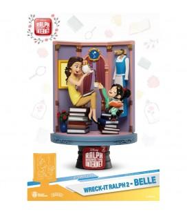 Diorama Belle & Vanellope (Ralph 2.0)
