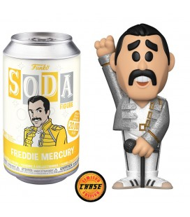 Soda! Freddie Mercury Edition Limitée 20000 Exemplaires