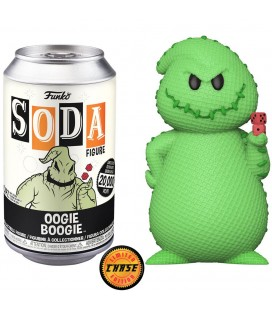 Soda! Oogie Boogie Edition Limitée 20000 Exemplaires