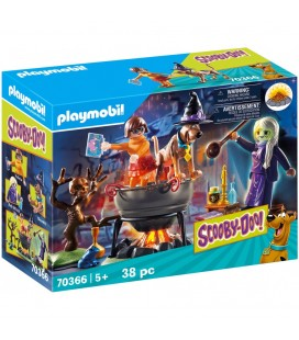 Set Histoires dans le Chaudron de la Sorcière Playmobil