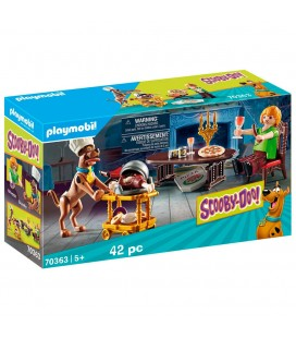Set Salle de Dîner avec Sammy & Scooby-Doo Playmobil