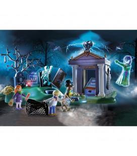 Set Histoires au Cimetière Playmobil
