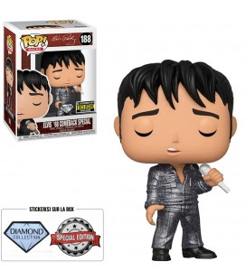 Pop! Elvis ('68 Comeback Special) Diamond Collection Edition Limitée [188]