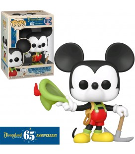 Pop! Matterhorn Bobsleds Mickey (Disneyland 65Th Anniversary) [812]