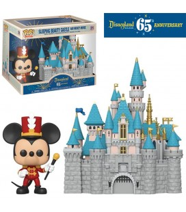Pop! Town Sleeping Beauty Castle And Mickey Mouse (Disneyland 65Th Anniversary) [21]