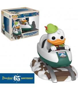 Pop! Rides Matterhorn Bobsleds Attraction & Donald Duck (Disneyland 65Th Anniversary) [88]