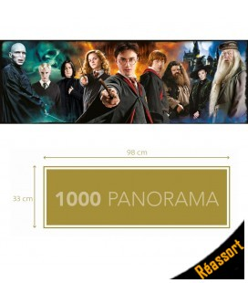 Puzzle Panorama Characters Harry Potter (1000)