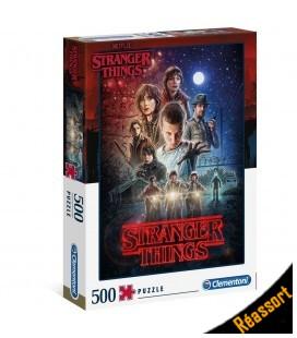 Puzzle Stranger Things Saison 1 (500 pièces)