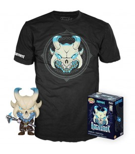 Pop! Ragnarok (Exclusive GITD) [465] & T-Shirt