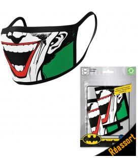 Set de 2 Masques Tissu Joker
