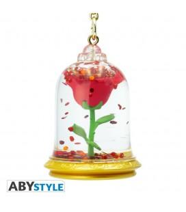 Porte-clés AS 3D Enchanted Rose