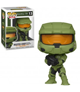 Pop! Master Chief (with MA40 Assault Rifle) [13]
