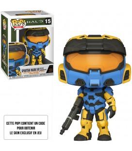 Pop! Spartan Mark VII (with VK78 Commando Rifle) Avec Code pour Skin Exclusif en Jeu [15]