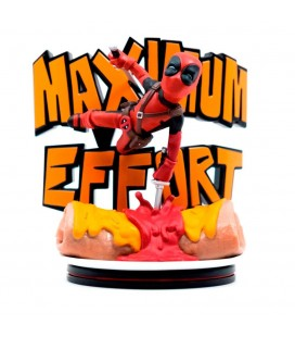 Deadpool Maximum Effort QFig Max
