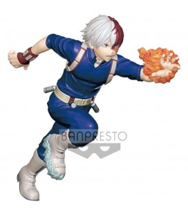 Statuette Enter The Hero Shoto Todoroki