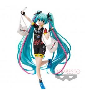 Statuette TeamUKYO Espresto Hatsune Miku 2019 Racing Miku