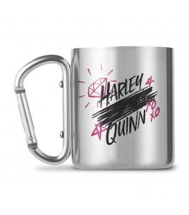 Mug Carabiner Harley Quinn
