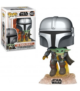 Pop! The Mandalorian (With The Child) [402]