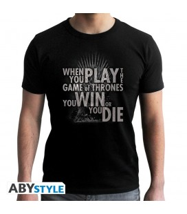 T-shirt You Win Or You Die