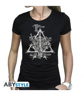 T-shirt Deathly Hallows