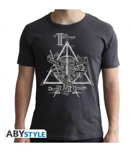 T-shirt Deathly Hallows H
