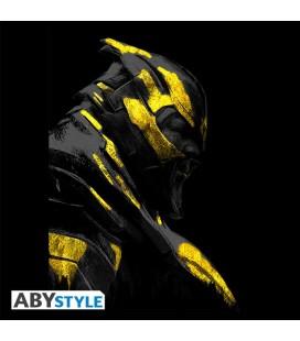 T-shirt Thanos Gold
