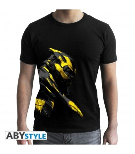 T-shirt Thanos Gold