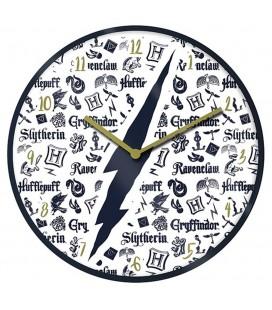 Horloge Infographic 25Cm