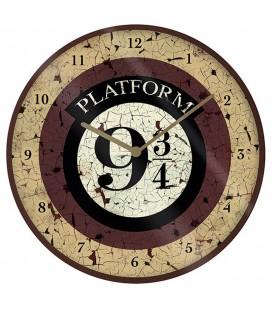Horloge Plateform 9 3/4 25Cm