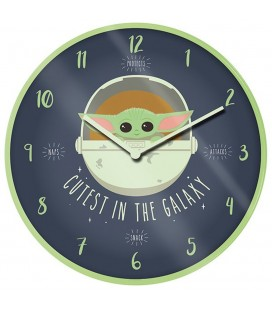 Horloge Cutest In The Galaxy 25Cm