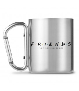 Mug Carabiner Friends Logo