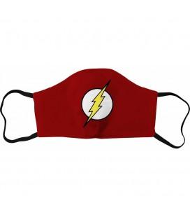 Masque Tissu Flash Logo