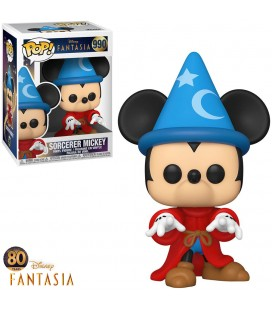 Pop! Sorcerer Mickey [990]