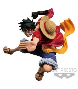 Statuette SCultures Colosseum VI Vol. 3 Monkey D. Luffy