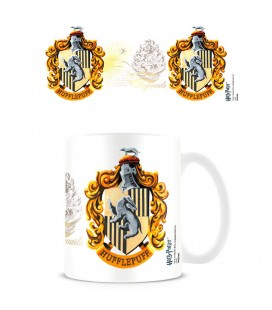 Mug Hufflepuff Crest